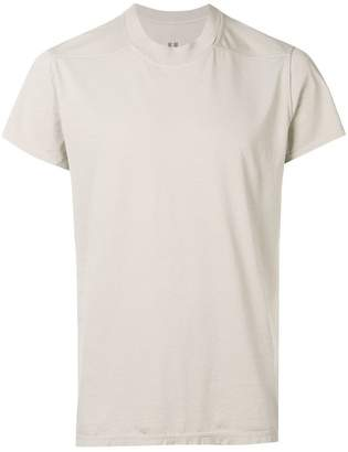 Rick Owens high neck T-shirt