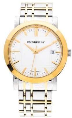Burberry Heritage Watch