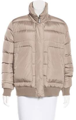 ADD Puffer Zip-Up Jacket w/ Tags