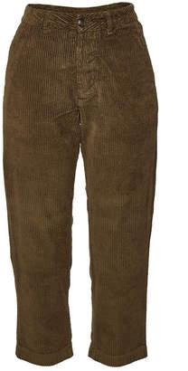 Woolrich Wide Leg Corduroy Pants