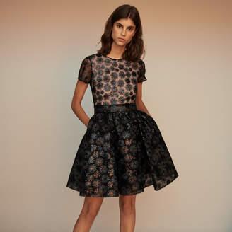 Maje Sequin dress