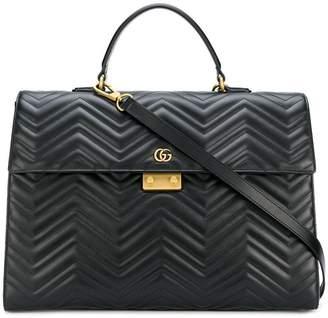 Gucci GG Marmont briefcase