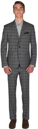 Nick Graham Men's Slim-Fit Stretch Suit