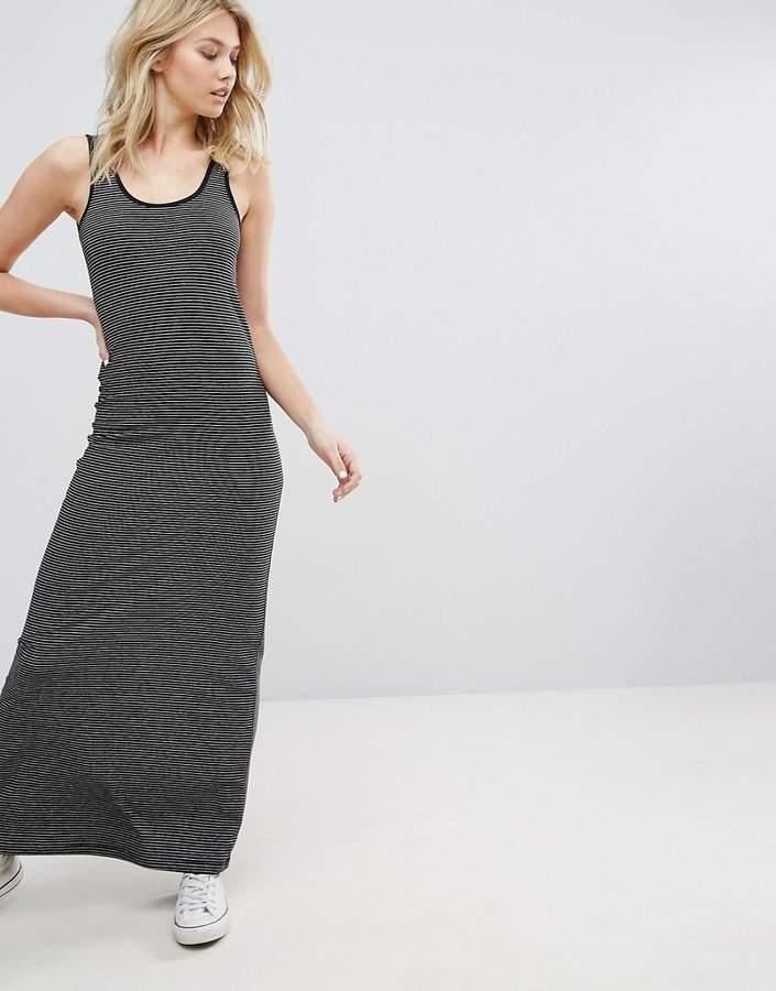 Only Abbie Striped Tank Dress