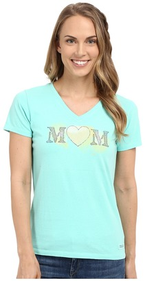 Life is good Mom Heart Crusher Vee $24 thestylecure.com