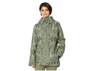 Roxy Glade 2L Printed Gore-Tex Jacket