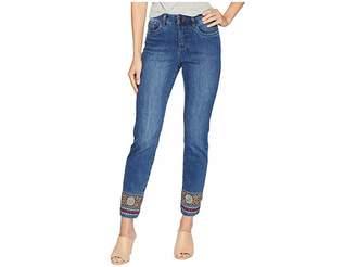 FDJ French Dressing Jeans Opulent Hem Olivia Slim Ankle