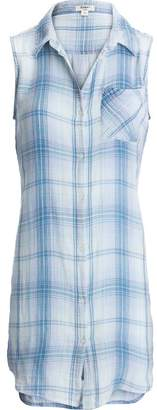Dylan Baja Plaid Shirt Dress - Women's