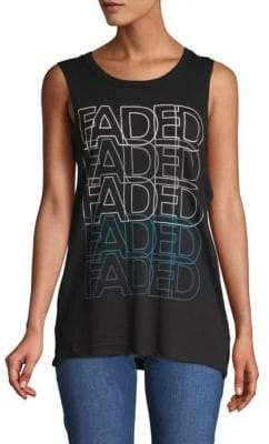 Chaser Faded Graphic Tee