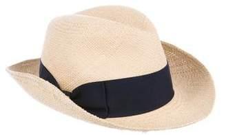 Tory Burch Woven Straw Hat