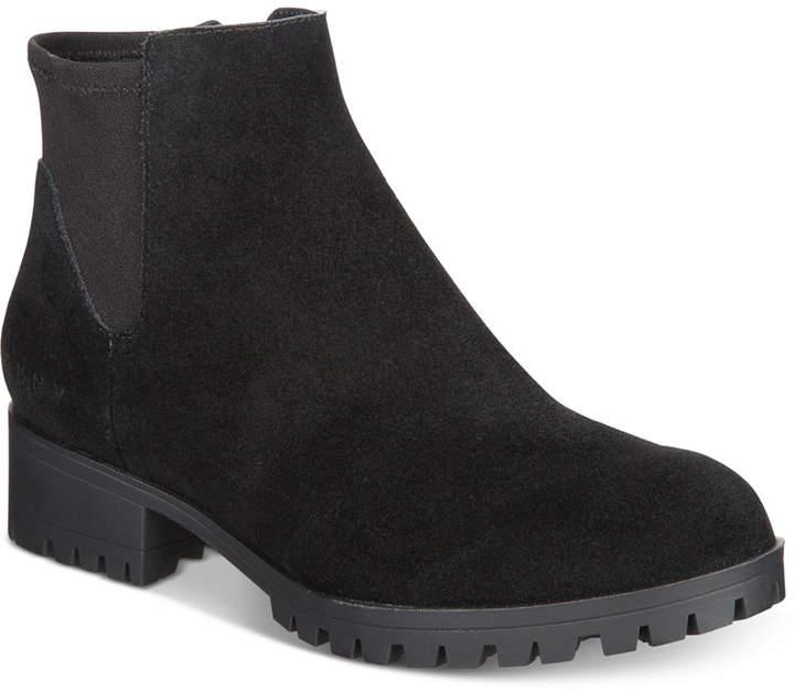 Dkny Mina Lug Ankle Boots, Created For Macy's