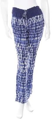 Thakoon Silk Pajama Pant