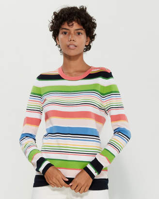 Tommy Hilfiger Striped Crew Sweater