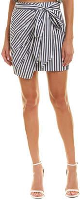 The Jetset Diaries Cornflower Pencil Skirt