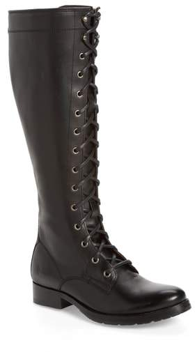 Frye Melissa Tall Lace-Up Boot