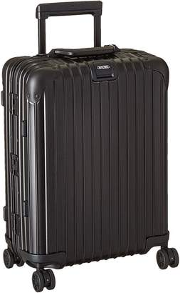 Rimowa Topas Stealth - Cabin Multiwheel Carry on Luggage