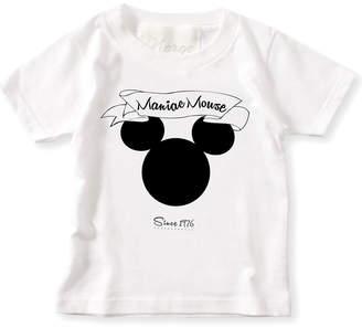 PalinkA (パリンカ) - パリンカ 【KIDS】Maniac MouceプリントキッズTシャツ / MergeLA