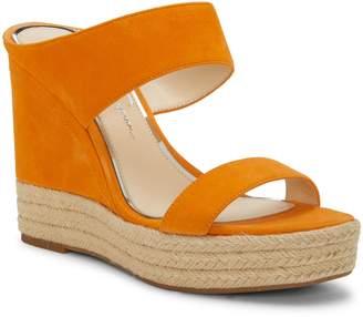 Jessica Simpson Siera Espadrille Wedge Slide Sandal