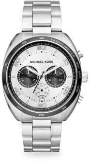 Michael Kors Dane Stainless Steel Chronograph Watch