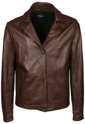 Dacute Classic Leather Jacket