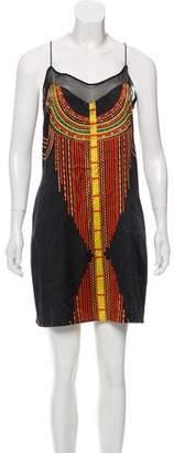 Mara Hoffman Silk Slip Dress