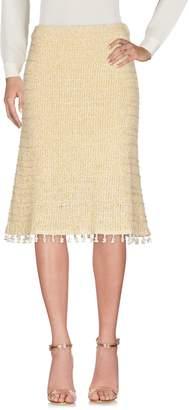 Derek Lam Knee length skirts - Item 35367192