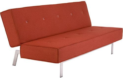 Flat out sleeper sofa