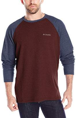 Columbia Men's Ketring Raglan Long Sleeve Shirt