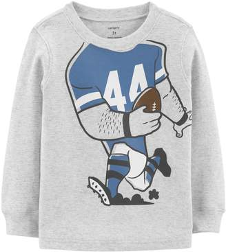 Carter's Baby Boy Football Character Graphic Tee