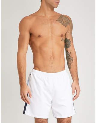 BOSS Seabream woven swim shorts