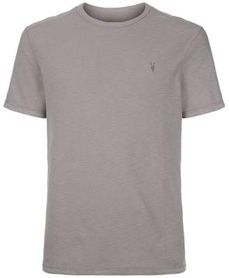 AllSaints Clash Waffle T-Shirt