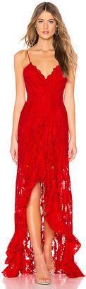 Majorelle Paisley Dress