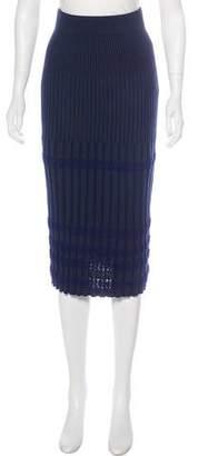 Rachel Comey Knit Midi Skirt