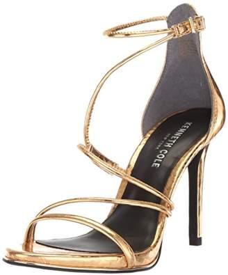 Kenneth Cole New York Women's Bryanna Strappy Dress Heeled Sandal
