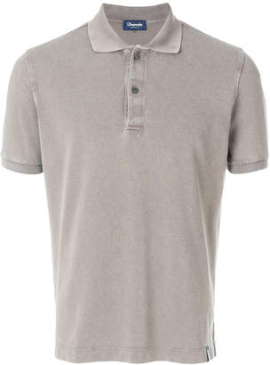 Drumohr short-sleeve polo shirt