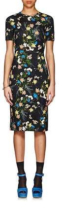 Erdem Women's Essie Floral Ponte Dress