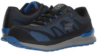 Skechers Bulklin Comp Toe Men's Lace up casual Shoes