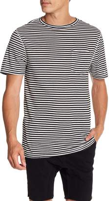 Sovereign Code Father Short Sleeve Stripe Tee