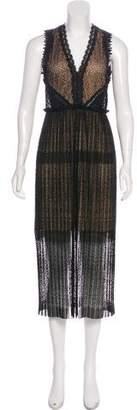Alexis Bryana Lace Midi Dress w/ Tags