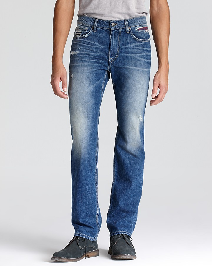 Brixton Joe's Jeans - The Slim Straight Fit in Brendon