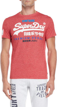 Superdry Premium Goods Graphic Tee