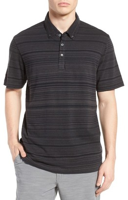 TRAVIS MATHEW Tobago Trim Fit Polo $94.95 thestylecure.com