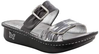 Alegria Women's Alegria, Karmen Slide Comfort Sandal 3.8 M