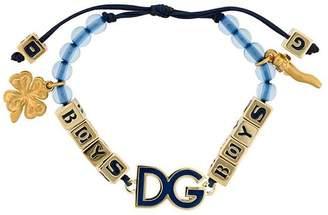 Dolce & Gabbana frong logo bracelet