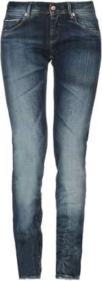 Care Label Denim pants - Item 42698144WH