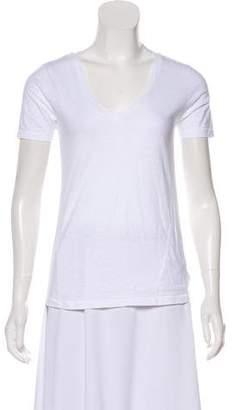 J Brand V-Neck Short Sleeve T-Shirt