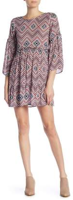 William Rast Sandra Babydoll Dress