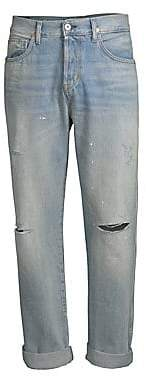 Hudson Jeans Men's Easy Relaxed-Fit Ripped Jeans