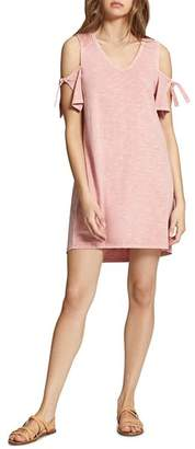 Sanctuary Lakeside Cold-Shoulder Tee Dress