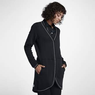 Hurley Womens Cardigan Fleece